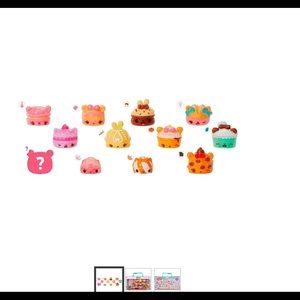 🎈🎁Num Noms Lunch Box Series 4 Dessert Tray gifts